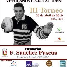 CAR Cáceres III Torneo FSP